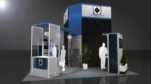 Diamond Level Service Premier Exhibit Rental
