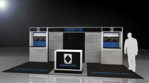Diamond Exhibit Rental Package